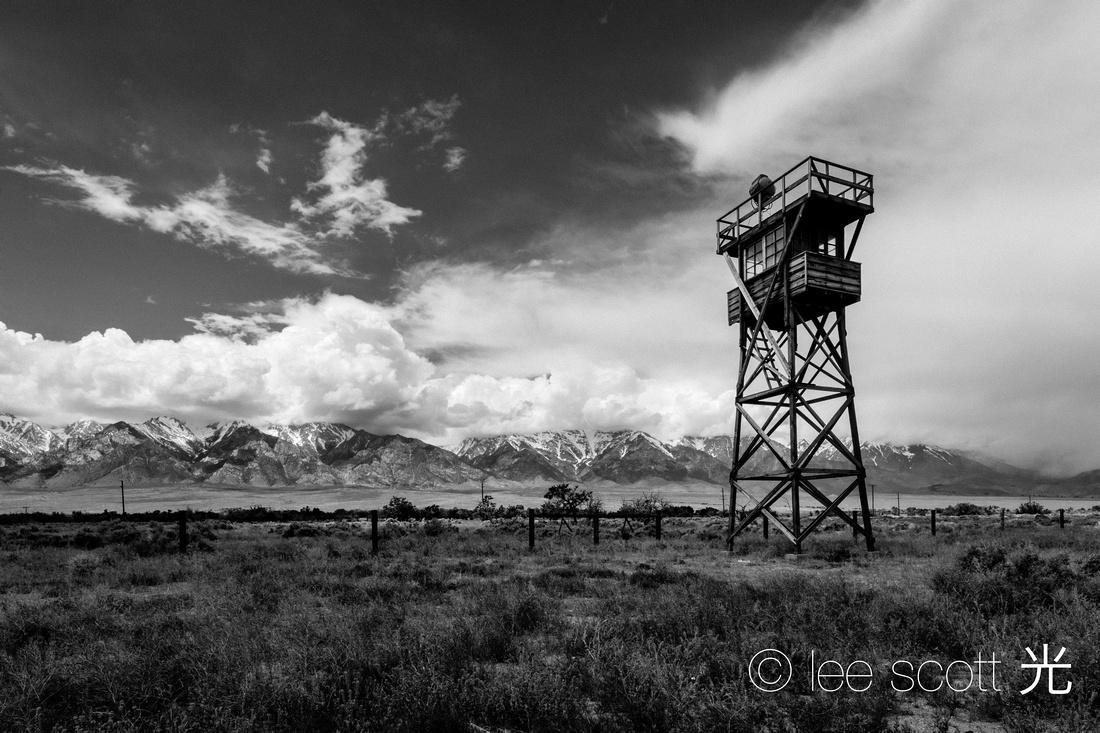 Watchtower, Manzanar