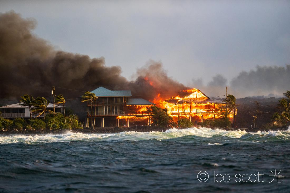 Kapoho Bay (Burning Down the House)