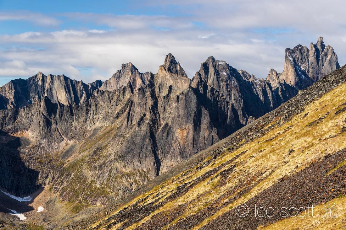 Up Glissade Pass