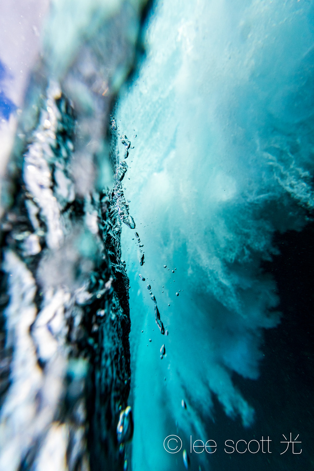 A Saltwater Abstract