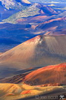 The Color and Texture of Haleakala