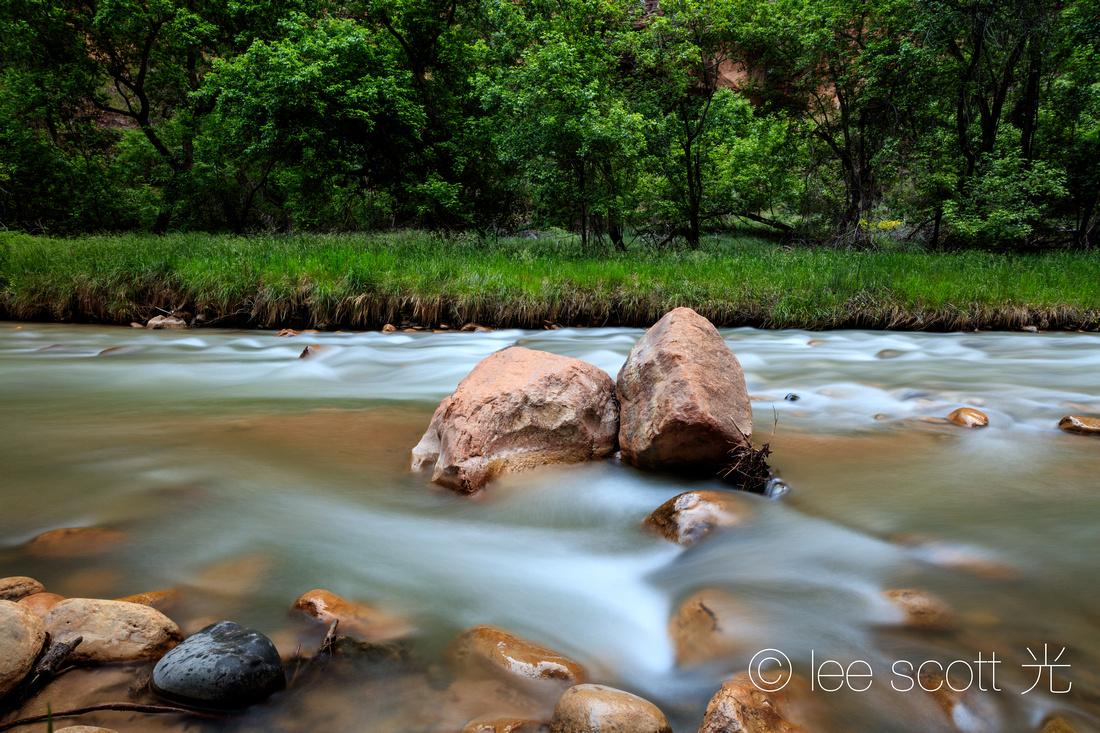 Finding Zen in Zion
